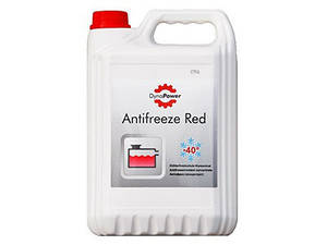 DynaPower Antifreeze Red 5л
