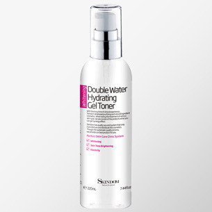 Double water hydrating Gel Toner