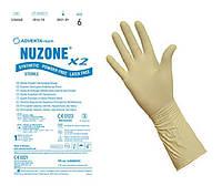 Перчатки хирургические неопрен стер. NUZONE Анти-СПИД (пара)
