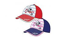 Детские кепки на девочек , размер 50