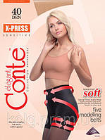 Женские колготки ТМ CONTE X-PRESS 40