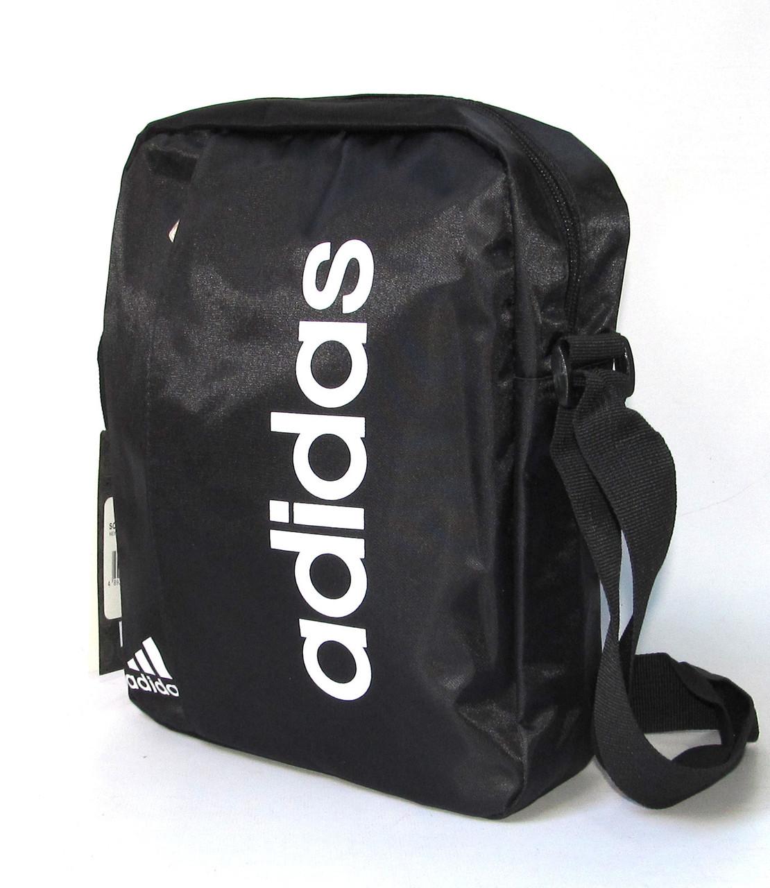 """Сумка через плечо """"Adidas 6605-1"""" (27см ) (реплика)"""
