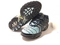 Мужские кроссовки Nike Air Max Plus Tn Ultra blue Живые фото