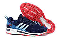 Кроссовки Adidas Questar Boost Navy White, фото 1