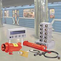 Автоматическая система обнаружения и тушения пожаров Игла-М.5К-Т