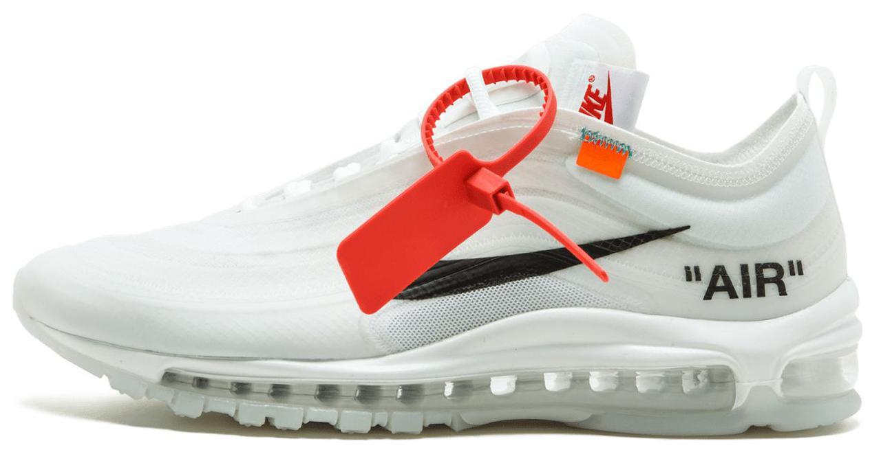 Мужские Кроссовки Nike Air Max 97 X Off-White — в Категории