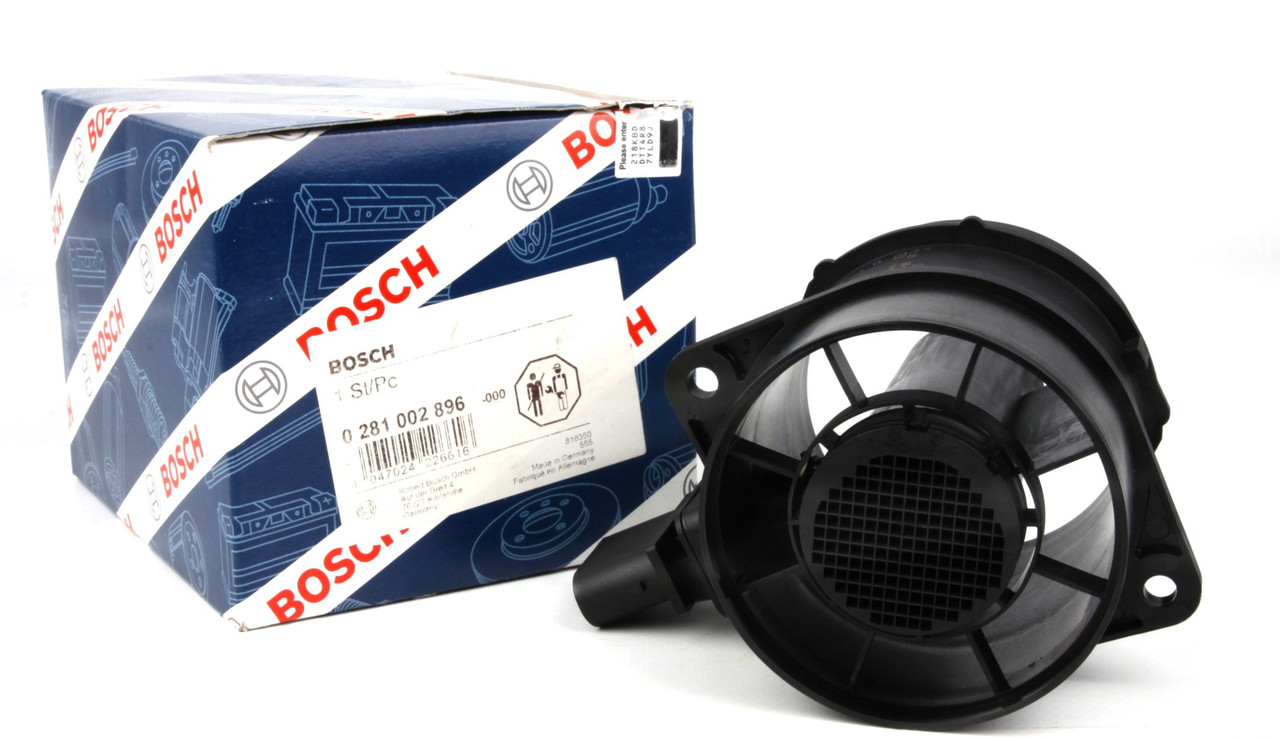 Расходомер воздуха MB Sprinter/VW Crafter 2.2CDI/2.5TDI/3.0CDI 06- Bosch