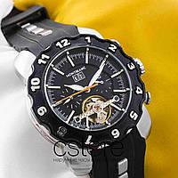 Мужские наручные часы Montblanc black black (05361)