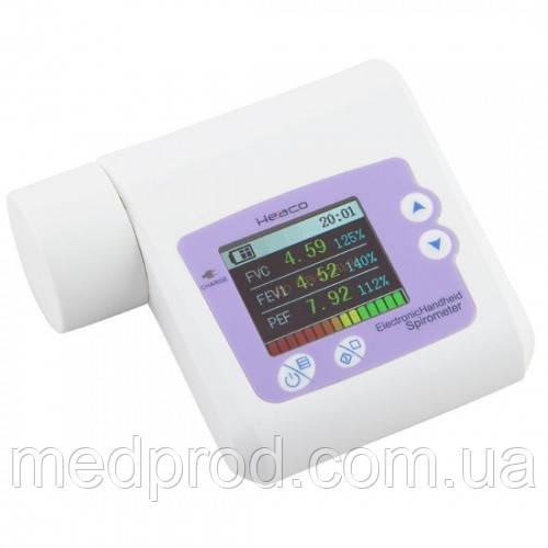 Спирограф SP-10 монитор пациента