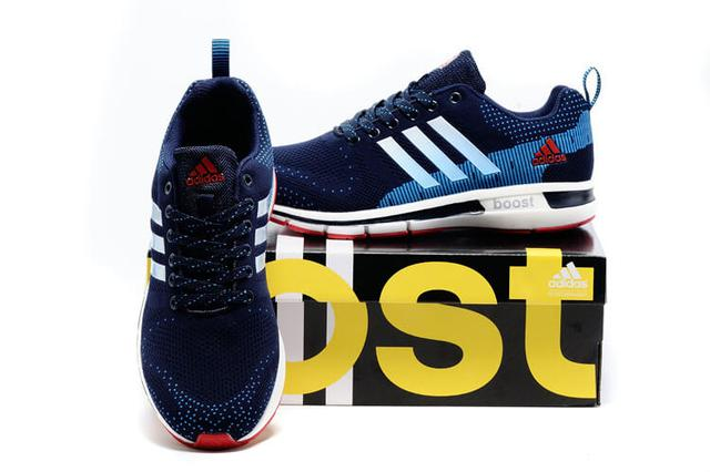 Adidas Questar Boost Navy White