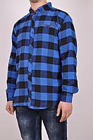 Рубашка мужская байковая (Slim Fit) G-PORT 30/4 Размер:44,46