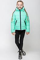 Куртка для девочки весна VKD-6,134-164 р-р