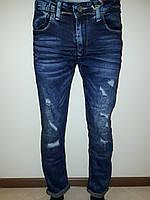 Мужские джинсы рваные 3958, фото 1