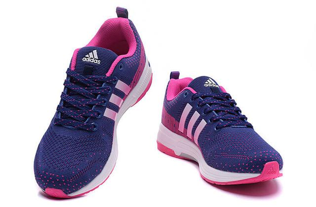 Adidas Questar Boost Navy Pink