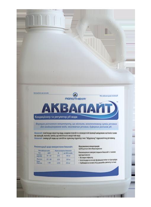 Смягчитель воды Аквалайт