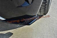 Накладки на задний бампер для Opel Corsa D 2004-2011 2006