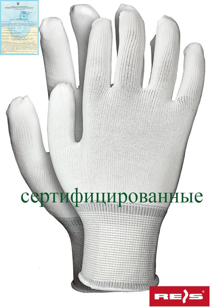 Захисні рукавички з нейлону RNYLONEX W