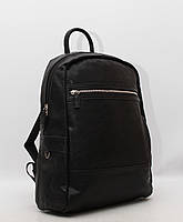 Стильный кожаный (кожа искусственная) женский рюкзак David Jones