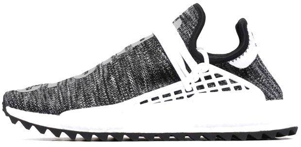 pretty nice 9b9ad 4d3a3 Мужские кроссовки Adidas Human Race NMD Pharrell Oreo AC7359