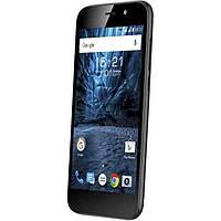 Смартфон на 2 сим карты экран 5 дюймов 1/8Gb Fly FS527 Nimbus 17 чёрный