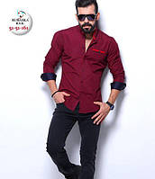 Брендова турецька чоловіча сорочка -51-51-161