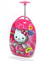 Детский чемодан дорожный на колесах «Хелло Китти» Hello Kitty-4, 520366