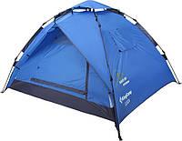 Палатка KingCamp Luca трехместная двухслойная, фото 1