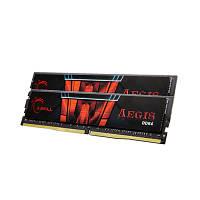 Оперативная память G.Skill DDR4 16GB (2х8GB) 3000MHz Aegis (F4-3000C16D-16GISB)