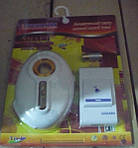 Батареечный беспроводной радиозвонок Luckarm.