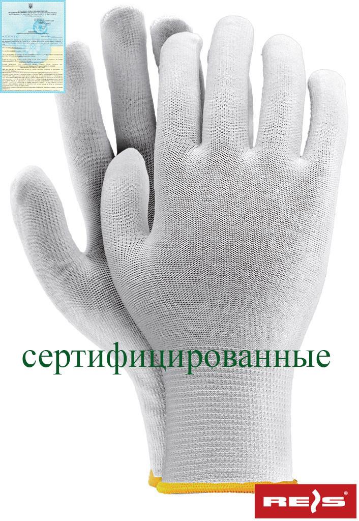 Перчатки защитные, изготовленные из хлопка RWULUX W