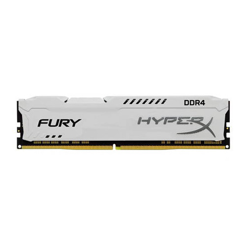 Оперативная память Kingston DDR4 8GB 2666MHz HyperX Fury White (HX426C16FW2/8)