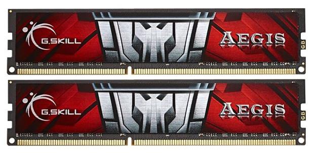 Оперативная память G.Skill DDR3L 2 x 4GB 1600MHz (F3-1600C11D-8GISL)