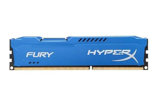 Оперативная память Kingston DDR3 4GB 1600MHz (HX316C10F/4)