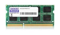 Оперативная память Goodram DDR3 4Gb 1600MHz (SO DIMM(для ноутбука))(GR1600S3V64L11S/4G)
