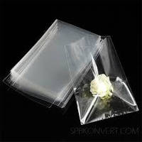 Пакети BOPP поліпропіленові прозорі 20см х 25см , (30мкм).