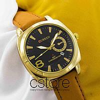Мужские наручные часы Curren gold black (05320), фото 1