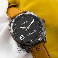 Мужские наручные часы Curren black black (05321), фото 1