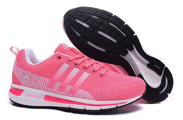 Adidas Questar Boost Navy Pink