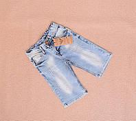 Джинсовые шорты для мальчика 3,4,5,9,лет Турция