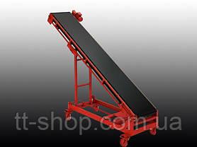 Ленточный конвейер длинной 8 м, ширина ленты 200 мм, фото 2