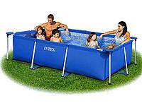 Каркасный бассейн Intex (220х150х60 см) (58983)