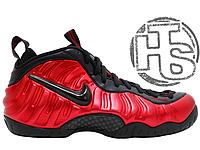 Мужские кроссовки Nike Air Foamposite Pro Varsity Red/Black 624041-602