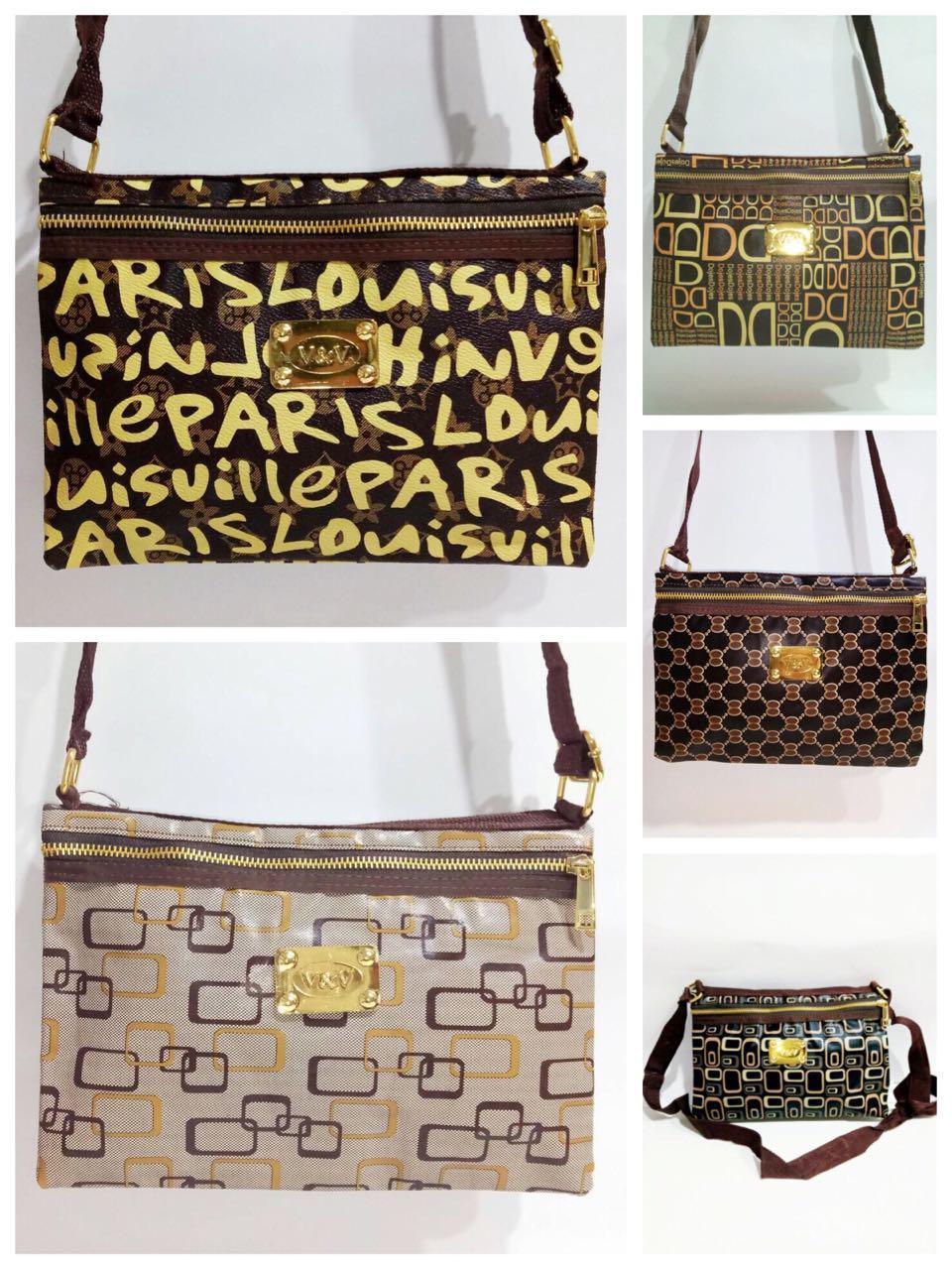 Женская сумочка - клатч на плечо