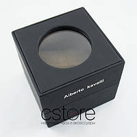 Подарочная коробка для часов Alberto Kavalli black (06611)