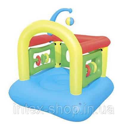 Детский надувной игровой центр BESTWAY 52122 (140х140х146 см. ) , фото 2