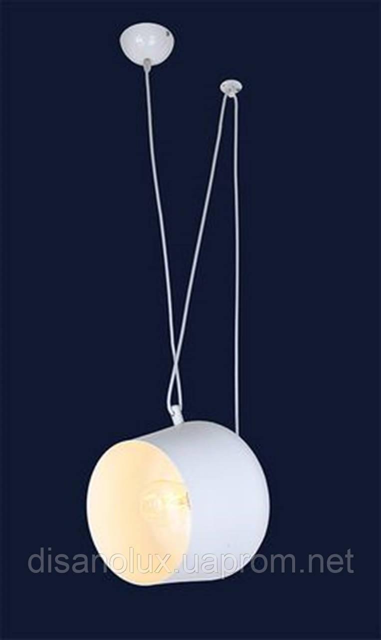 Светильник LOFT GD-C112-1 * 60W E27 D:230MM*H:210MM белый