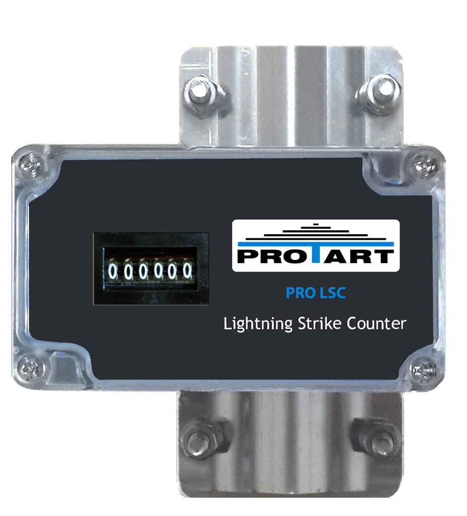 Счетчик ударов молнии PROTART Pro LSC (Турция)