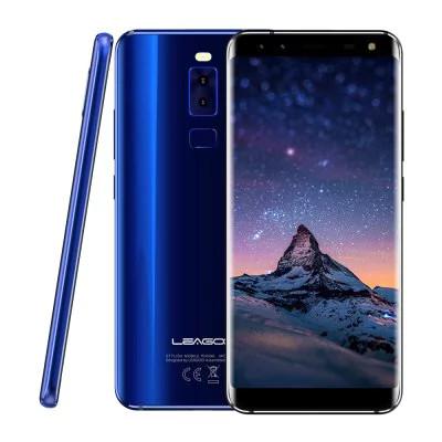"Смартфон Leagoo S8 3/32Gb Blue, 8 ядер, 12+2/8+2Мп, 5.7"" IPS, 2 SIM, 4G, 3050 мАч"