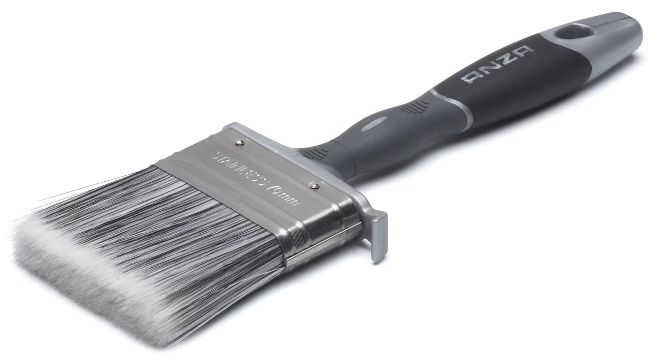 Кисть ANZA Platinum плоская (149550), 50мм
