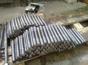 Шпилька М12 ГОСТ 9066-75 для фланцевых соединений, фото 2
